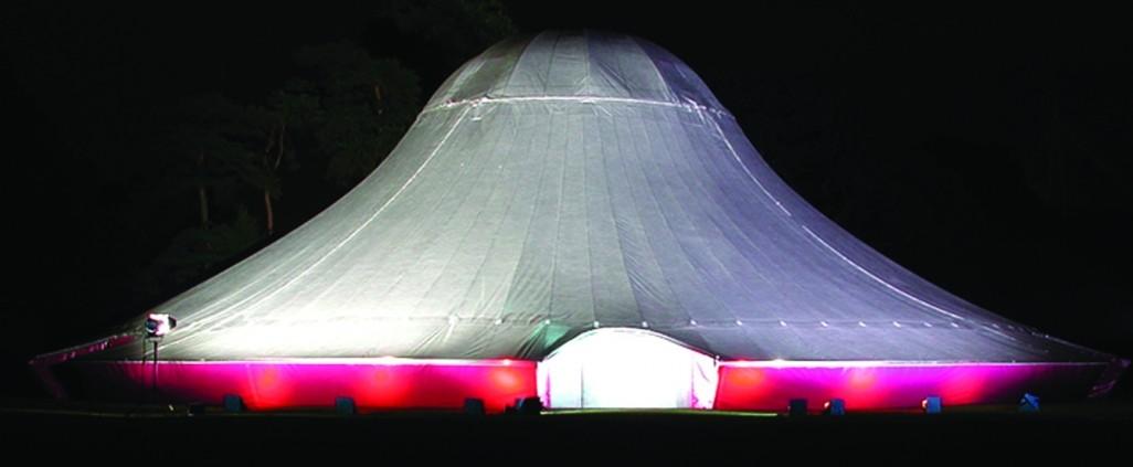nofit state circus tent